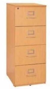 Archivo cuatro gavetas